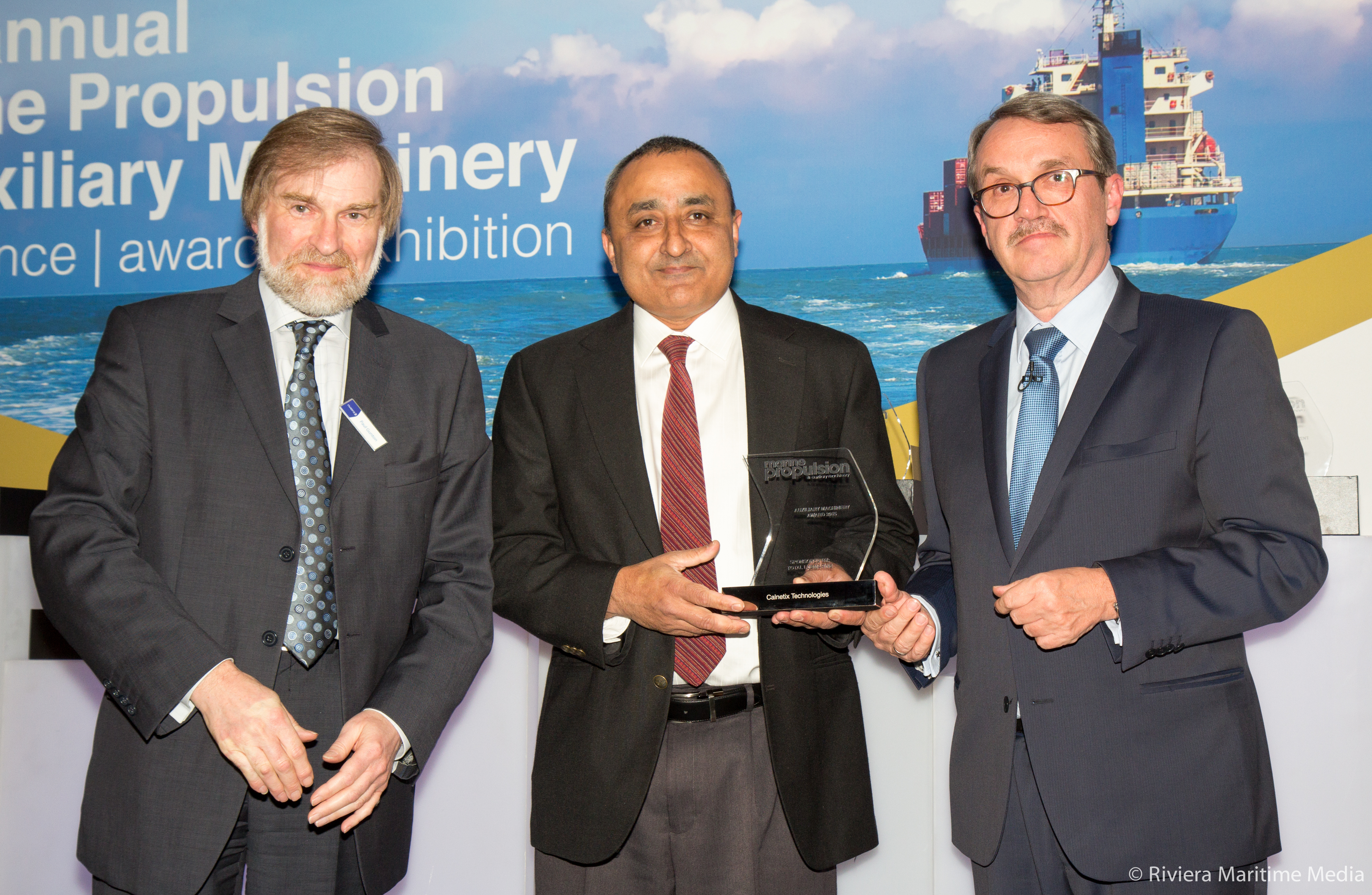 Marine Propulsion and Auxiliary Machinery Awards 2015